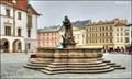 Image for Herkulova kašna / Hercules Fountain - Olomouc (Central Moravia)