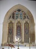 Image for St John the Baptist Church Windows - Flitton, Bedfordshire, UK