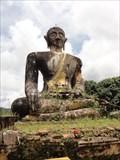 Image for Buddha, Wat Phiavat—Khoun City, Xiengkhouang Province, Laos