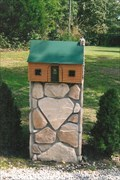 Image for Mailbox Cairn - Cassville, MO