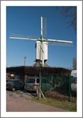 Image for St-Annekes molen - Linkeroever Antwerpen - Belgium