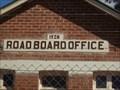 Image for 1928 -former Road Board Office , Wandering Western Australia