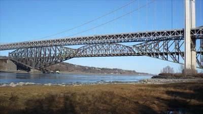 [En] The bridges of Quebec and Pierre-Laporte today