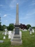 Image for Benninghoff Obelisk - Ebenezer UCC Cemetery - New Tripoli, PA