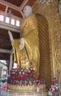 Image for Dhammikarama, Burmese Temple - Visitor Attraction - Penang, Malaysia.