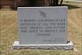 Image for Lipan Community Center Veterans Memorial - Lipan, TX