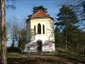 Image for zvonice u kostela Nanebevzetí Panny Marie, Praha -Modrany, Czech republic