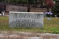 Image for Clarksville Memorial Cemetery – Clarksville, GA