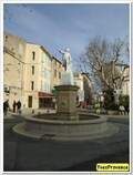 Image for Fontaine de Mirabeau - Place de Mirabeau, Pertuis, France