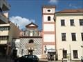 Image for klášter dominikánu s kostelem Povýšení sv. Kríže, Písek, Czech republic