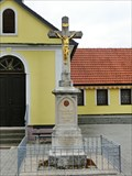 Image for Christian Cross - Slavetice, Czech Republic