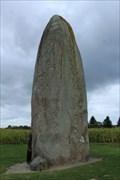 Image for La Légende du menhir du Champ Dolent - Dol-de-Bretagne, France