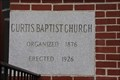 Image for 1926 - Curtis Baptist Church - Augusta, GA
