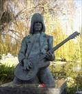 Image for Playing guitar  (Ramone) - Hollywood, CA, USA