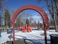 Image for WELCOME Arch - Salt Lake City Utah