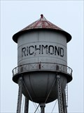 Image for NH1123 - RICHMOND MUNICIPAL TANK - Richmond, IL