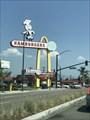 Image for Oldest McDonald's restaurant - Downey, CA