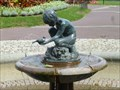 Image for Boy and Bird Fountain - Boston, MA