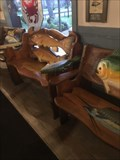 Image for Pecks Fishy Benches - Crystal River, FL.