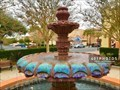 Image for Golf The Villages Headquarters fountain - The Villages, Florida USA
