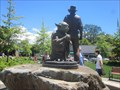 Image for Indiana Jones and Yoda Statues - San Anselmo, CA