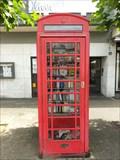 Image for Bücherschrank Schmökerstoff statt Telefonkontakt