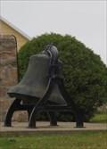 Image for Cloche de l'ancienne église de Saint-Siméon - Bell of the former church of Saint-Siméon, Saint-Siméon, Québec