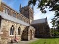 Image for St Cuthburga Church - Wimborne Minster, Dorset, UK.