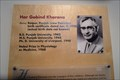 Image for Physiology/Medicine: Har Gobind Khorana 1968 - Seattle, WA