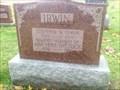 Image for 101 - Ada Vera (Hallock) Irwin - South Easthope Cemetery, Tavistock, Ontario