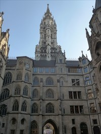 Munich, Germany (New Town Hall)