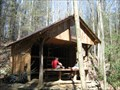 Image for Mountaineer Falls Shelter - Appalachian Trail - Tennessee