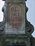 Image for 1764 - Stone cross - Kromeríž, Czech Republic