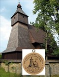 Image for No.269, Wooden Church - Hervartov, SK