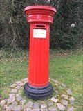 Image for Victorian Pillar Box - Dog Kennel Lane, Solihull, Birmingham, UK