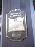 Image for Brunswig Drug Company Building  -  San Diego, CA