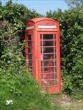Image for Red Telephone Box - West Lane, Stoborough, Dorset, UK
