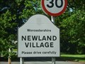 Image for Newland Village, Worcestershire, England