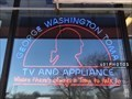Image for George Washington Toma TV and Appliance neon sign - Weymouth, Massachussetts  USA