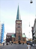Image for LONGEST & TALLEST church in Denmark - Århus, Denmark