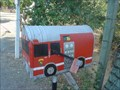 Image for Sunol Fire Department's Fire Truck
