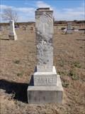 Image for V.D. Carter - Smyrna Cemetery - Near Sunset, TX