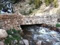 Image for Hoop Creek Stone Bridge on Berthoud Pass US 40