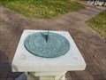 Image for Courtyard Sundial - Mount Holyoke College - South Hadley, MA
