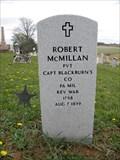 Image for Robert McMillan - Danville, Ohio