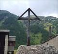 Image for Wooden Wayside Cross Egga - Simplon, VS, Switzerland