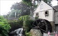 Image for Jenney Grist Mill Water Wheel  -  Plymouth, MA