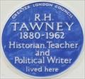 Image for R H Tawney - Mecklenburgh Square, London, UK
