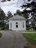 Image for Graceland Cemetery Chapel - Avoca Iowa