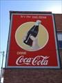 Image for Coca Cola Mural - Jalynn's Barber Shop - Helper, UT